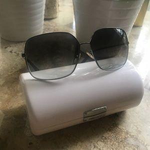 JIMMY CHOO Square Sunglasses